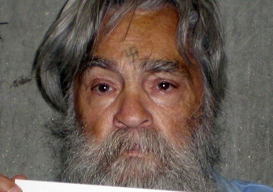 Charles Manson still attracts females despite the Helter Skelter killings he masterminded PIC: Reuters