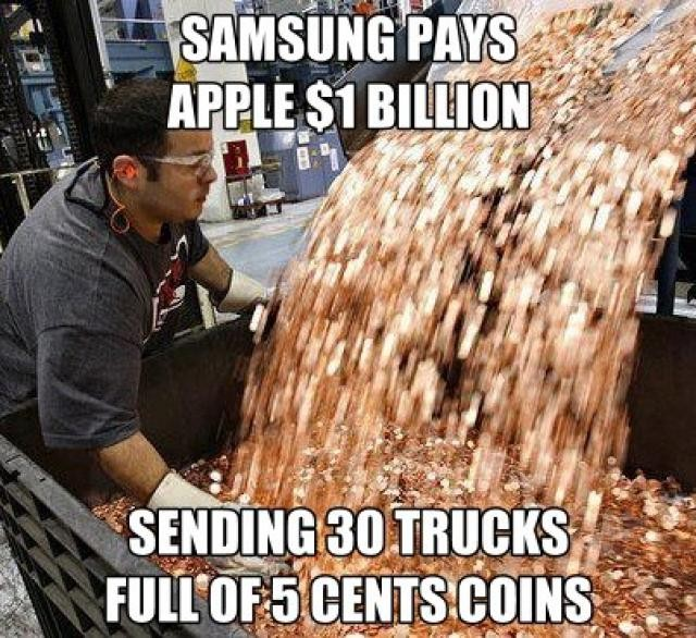 Apple Sues Samsung