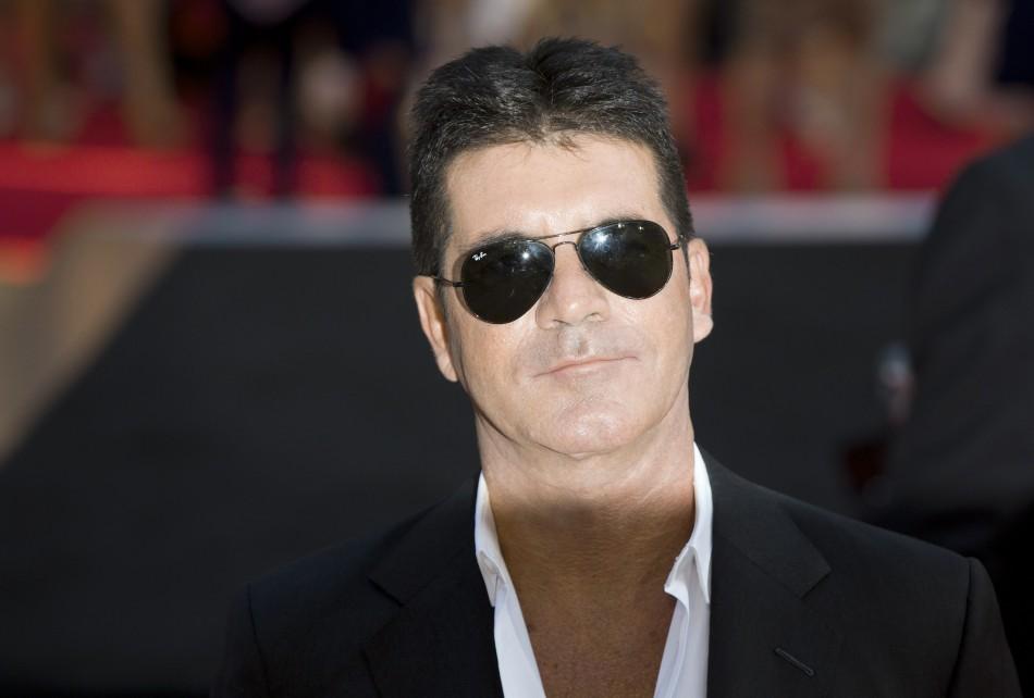Simon Cowell To Teach Son British Accent