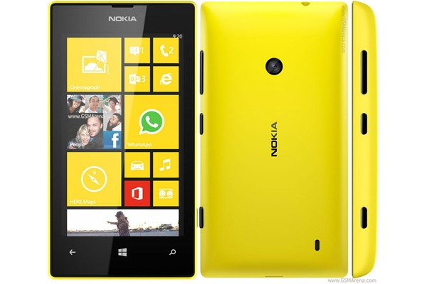Best Cheap Smartphones 2013 - Nokia Lumia 520