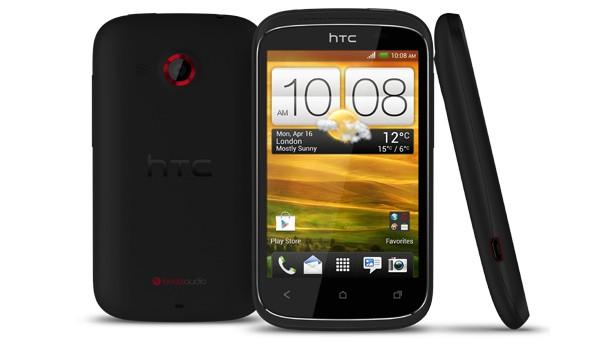 Best Cheap Smartphones 2013 - HTC Desire C