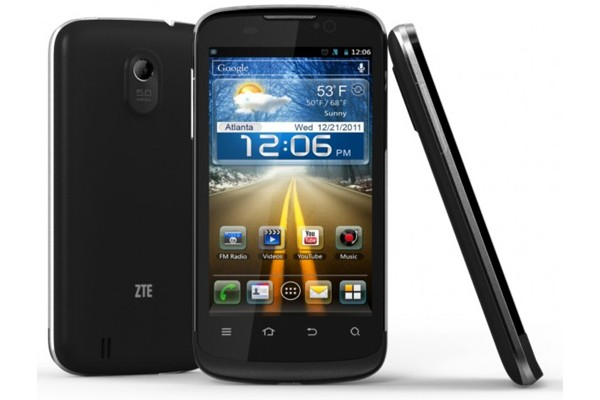 Best Cheap Smartphones 2013 - ZTE Blade 3