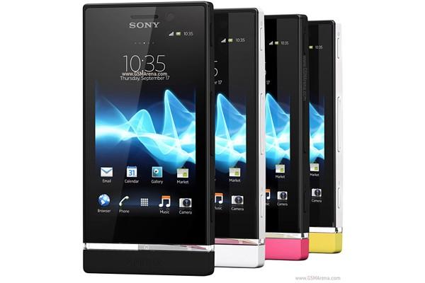 Best Cheap Smartphones 2013 - Sony Xperia U
