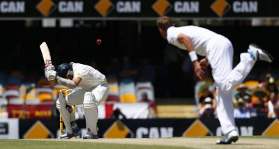 Australia and England Do Battle in First Ashes Test