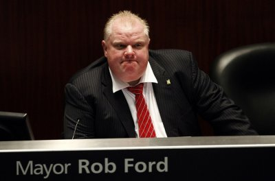 Toronto Mayor Stripped of Powers