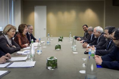 EU-Iranian Nuclear Talks
