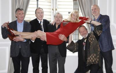 Monty Python Reunite