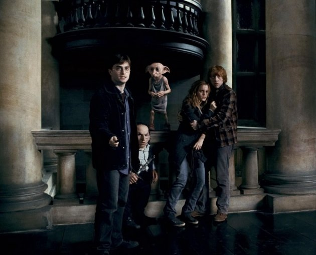 Harry Potter series ended with The Deathly Hallows