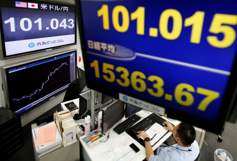 Asian markets witnessed mixed trade during the week