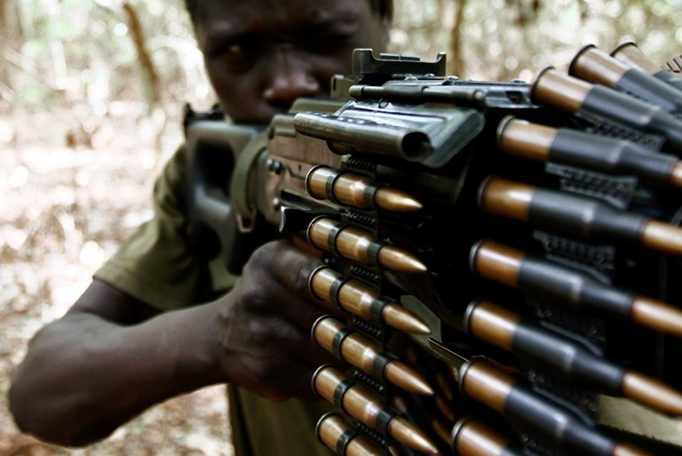 Searching for the LRA