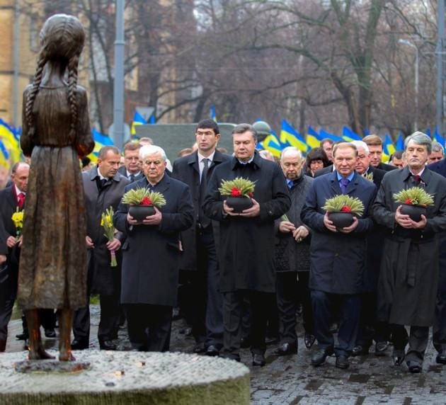 Commemorating Ukraine's Holodomor
