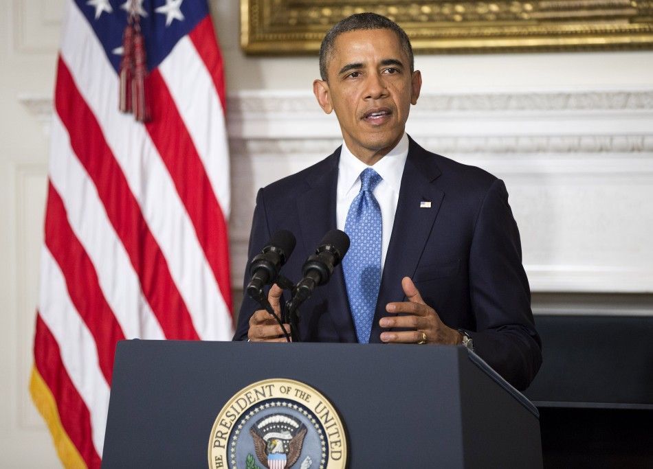 US President Barack Obama's full statement on Iran nuclear deal