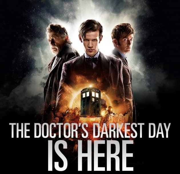 Day of the Doctor is a 50th anniversary special for Doctor Who