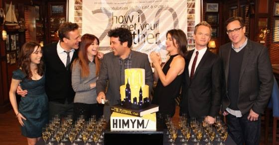 How I Met Your Mother cast celebrates 200th episode
