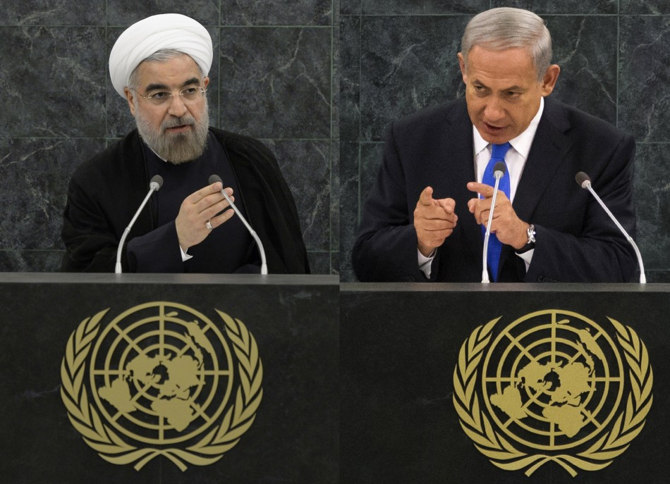 Israel hints at military strike on Iran over Geneva deal