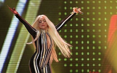 Lady Gaga's urine is all set to be bottled up and sold as a perfume/Reuters