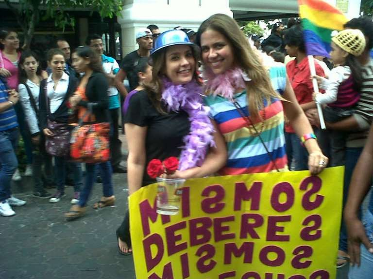LGBT Pride Parade in Guayaquil