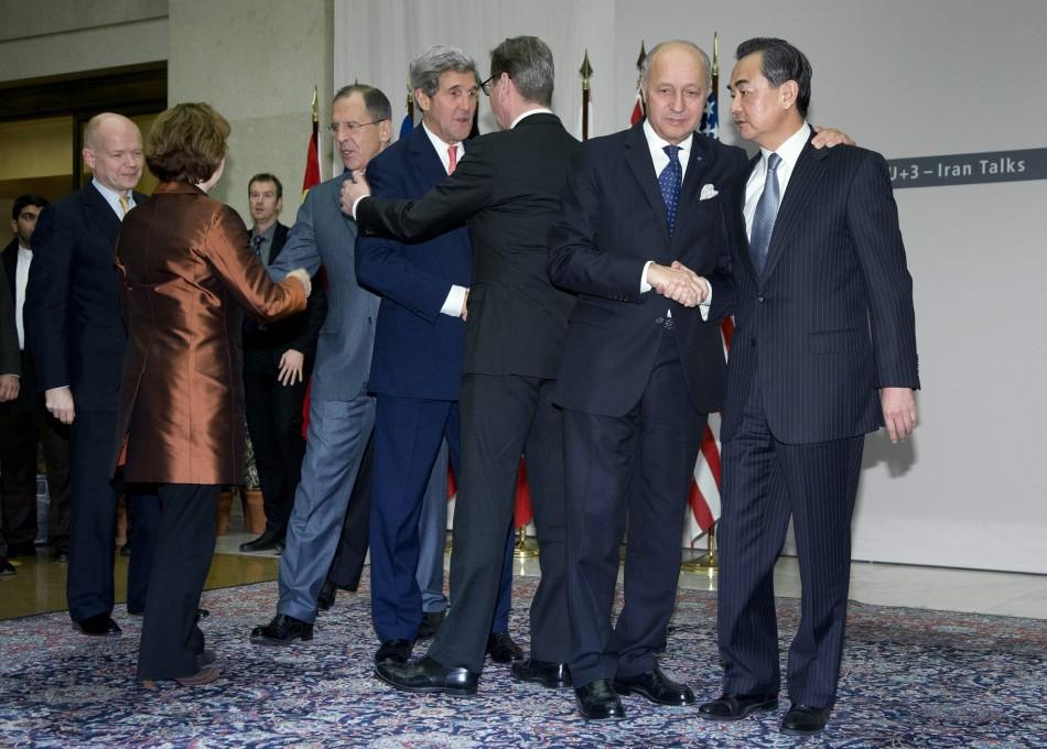 US-Iran secret talks led to nuclear deal in Geneva