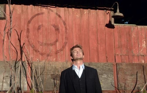 The Mentalist Season 6 episode titled Red John reveals the true identity of the serial killer
