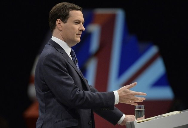Britain's Chancellor George Osborne could create 20,000 jobs in just 12 months if he decided to use his Autumn statement to slash job taxes. (Photo: Reuters)
