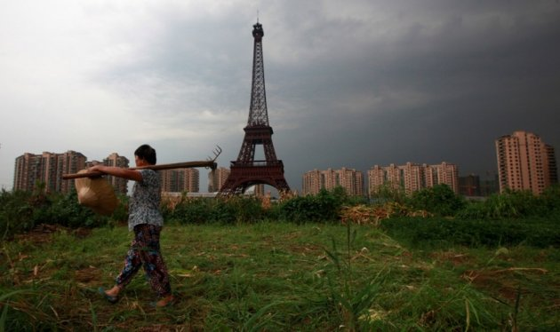 China Reinforces Ban on Housing Sales on Rural Land