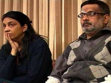 Rajesh and Nupur Talwar pronounced guilty of murdering Aarushi Talwar and Hemraj