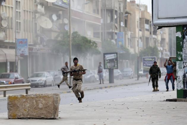 Libya Clashes Kill 9