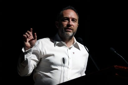 Wikipedia founder Jimmy Wales has real concern about the direction the web is going.