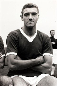 Bill Foulkes made 688 appearances for Manchester United, scoring nine goals
