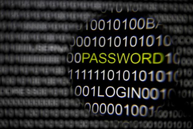 Cyber Attack steals passwords