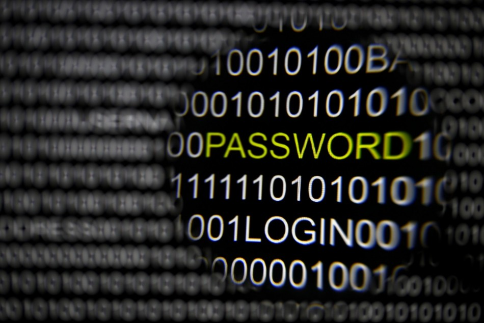 Cyber Attack steals passwords