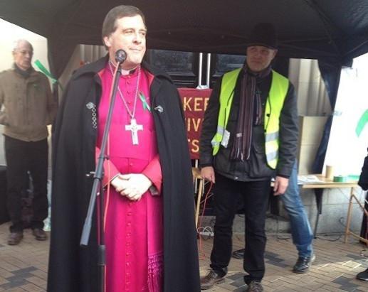 Bishop Tony Robinson