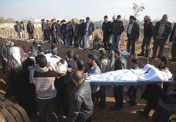Syria bodies