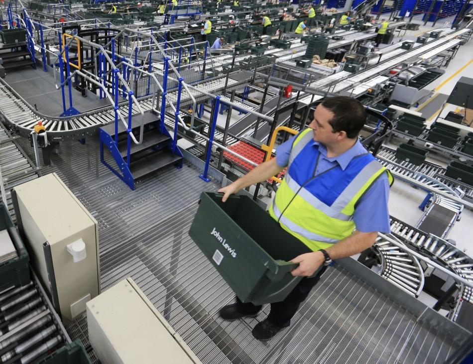 John Lewis is seeing 114% increase in mobile online shopping orders