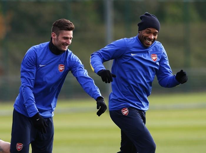 Giroud Henry Arsenal
