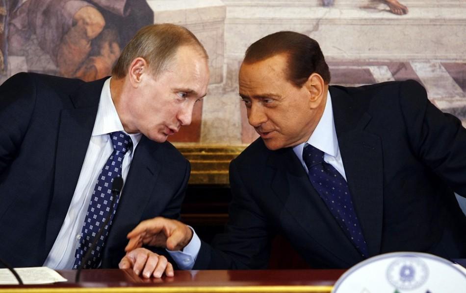 Putin Offers Berlusconi Escape Route