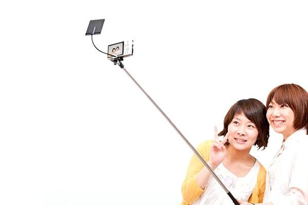 Zuckerberg Selfie Stick