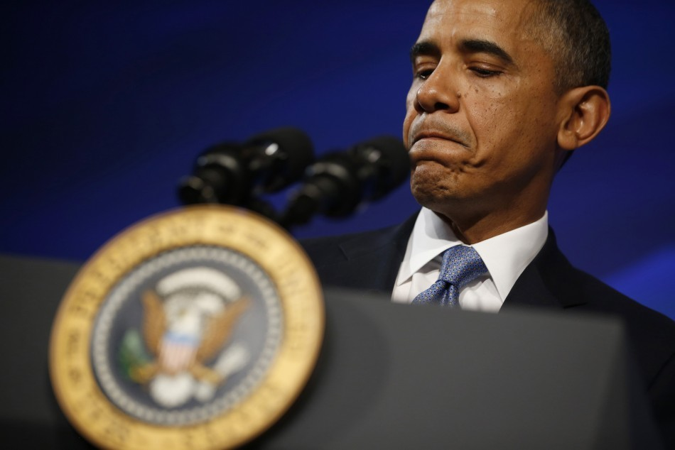 President Obama makes the list of GQ Magazine's 25 least influential people of 2013