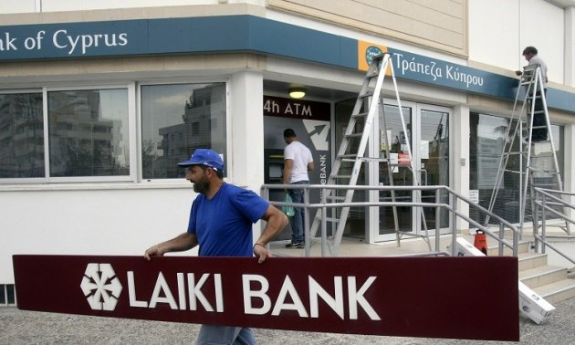 Bank of Cyprus assumed some of Laiki's assets and was therefore forced to assume Laiki's emergency liquidity assistance (ELA) liability (Photo: Reuters)