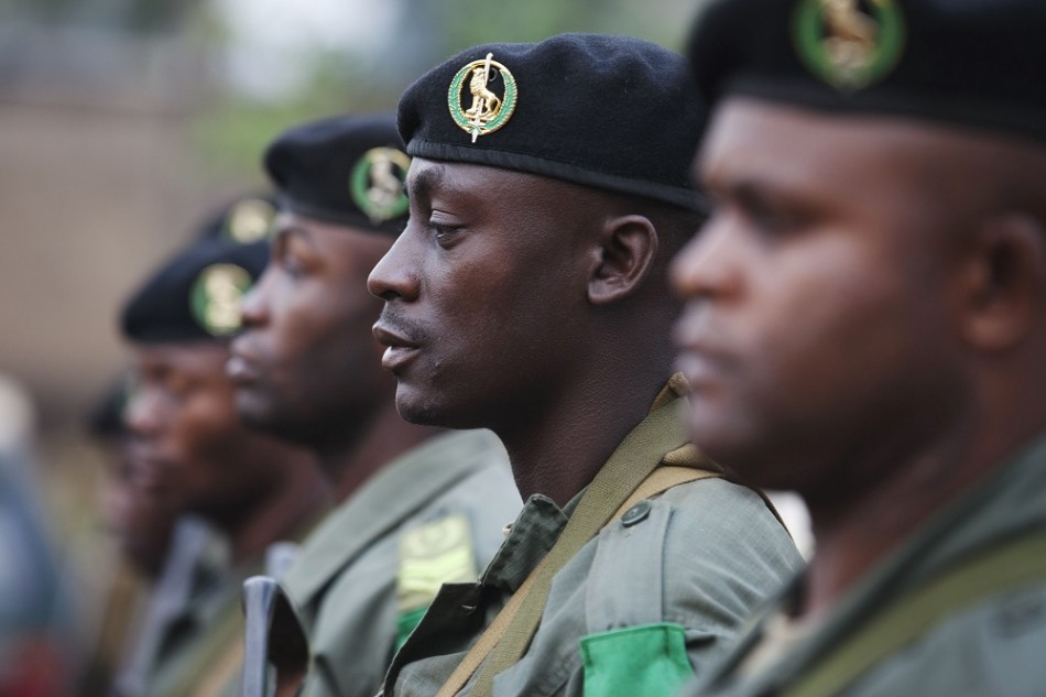 France To Boost Force in Central African Republic