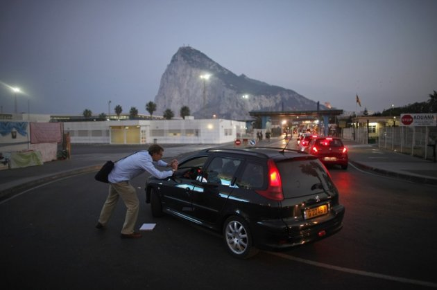 Gibraltar Row Escalates Between UK and Spain