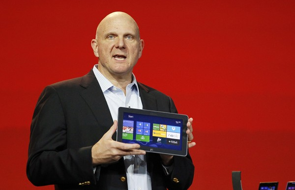 Microsoft Tablet Efforts Failed