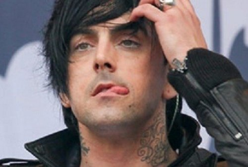 Lost Prophets singer Ian Watkins is a