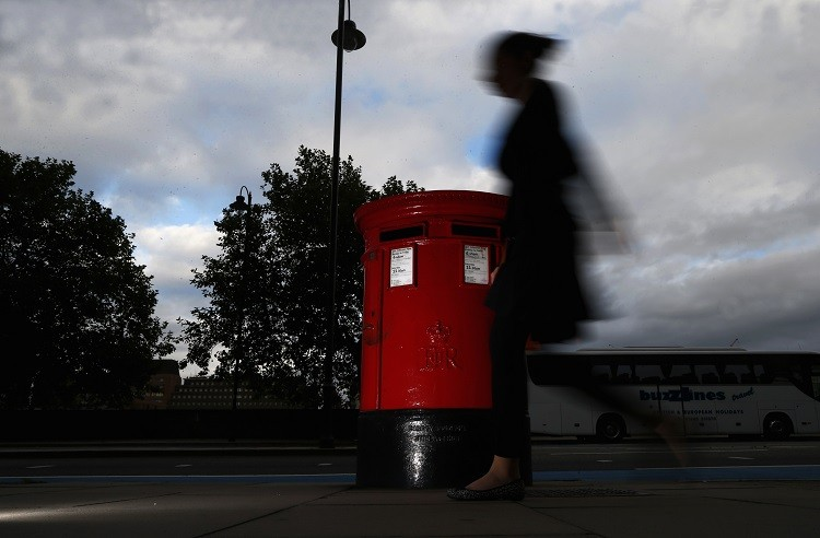 Royal Mail's official share register shows that Goldman Sachs offloaded around 4.5 million (Photo: Reuters)