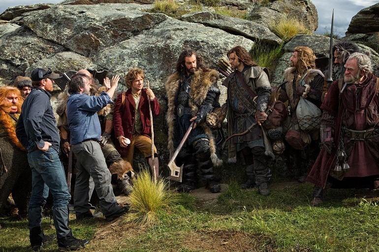 The report claims 27 animals died during filming of the Hobbit (Warner Bros)