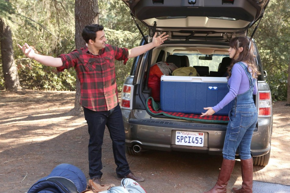 The third Thanksgiving episode of New Girl
