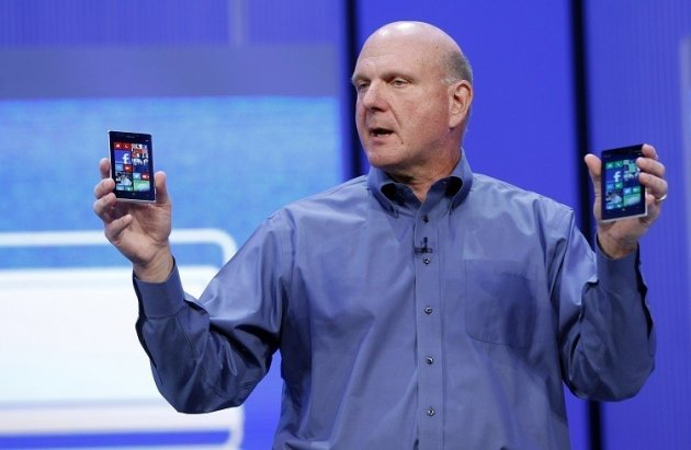 Former CEO Steve Ballmer struggled with the adapting Microsoft's business strategy to tablets and smartphones (Reuters)