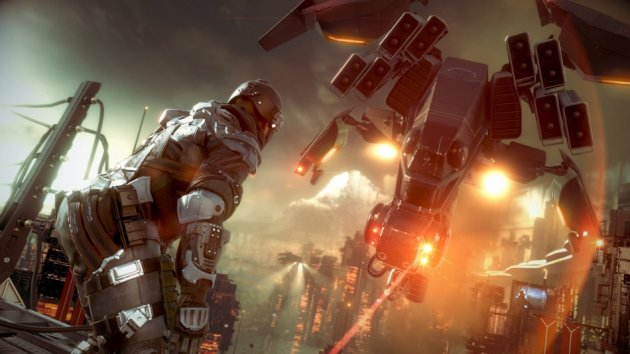 Killzone: Shadow Fall PS4 Review