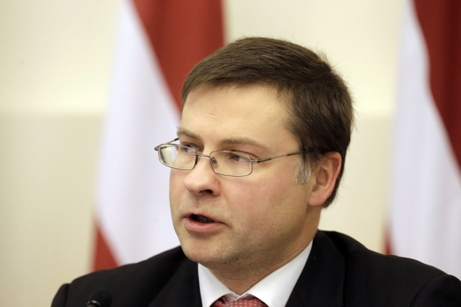 Latvia Pm Valdis Dombrovskis Resigns Over Riga Supermarket