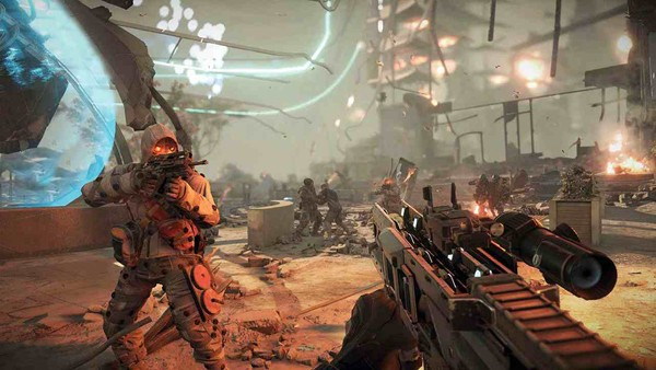 Killzone: shadow Fall Review PS4